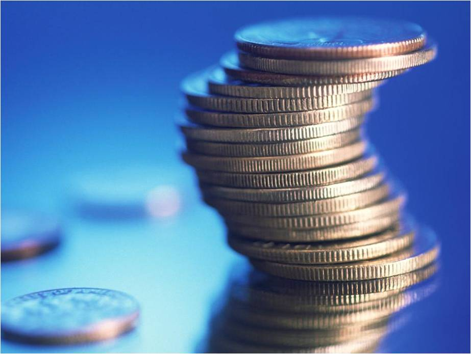 Marketing budget - coins